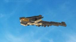 UNSC Shortsword [1.8x+] [Interior] Minecraft Map & Project