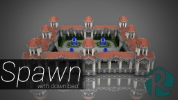 Greek Temple Spawn - WITH DOWNLOAD Minecraft Map & Project