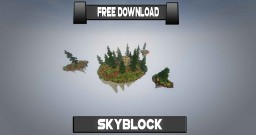 SKYBLOCK [FREE MAP DOWNLOAD] ◀55▶ Minecraft Project