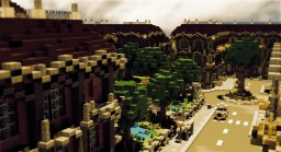 19th Century City Minecraft Project
