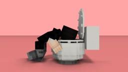 Minecraft Hidden Redstone Toilet Minecraft Map & Project