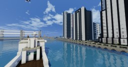 Project Craftcity - Modern city in Minecraft - 100% BR! Minecraft Map & Project