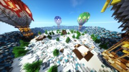 SheepQuest map Balloons Minecraft Project