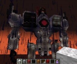 Metroplex build Minecraft Map & Project