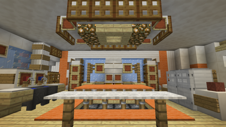 how to build a huge mansion in minecraft