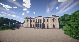 Rosendal Palace Minecraft Map & Project