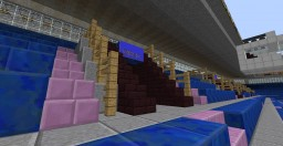 DISCO hockey arena Minecraft Map & Project