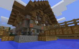 vanilla server (mindcrack like) (smp) white listed