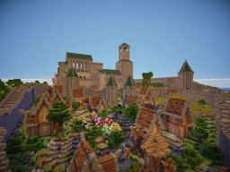 City of Bastion [Team Laviant] Minecraft