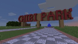 Chibi Park Minecraft Map & Project