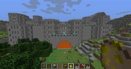 Ersatz Castle Minecraft Map & Project