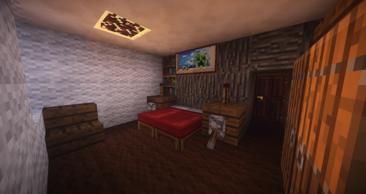 1st guestroom