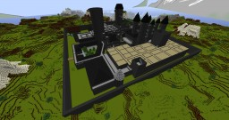 Sassgaard Kingdom - WITH DOWNLOAD Minecraft Map & Project