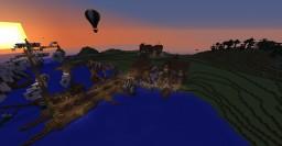 Gateridge Bay Minecraft Map & Project
