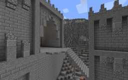 The barbarians are coming. Fort Gorthag Minecraft Map & Project