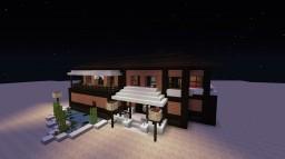 Maison RedStone By Pe_kA 1.8.x Minecraft