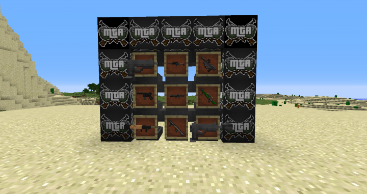 -=MTA=- MineTheftAuto - Only One Command Block - 1.9.4 ...