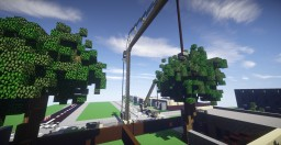 mobile crane Minecraft Project