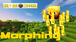 Morphing - Only One Command Minecraft