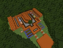 Zakartha, City Of The Lost Minecraft