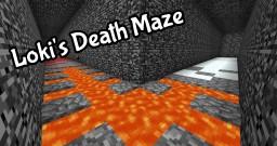 Loki's Death Maze Minecraft Map & Project