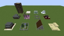 chunk build Minecraft Map & Project