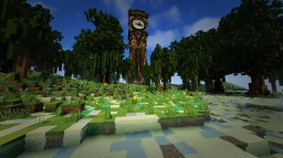 Time - One Day #1 Minecraft Map & Project