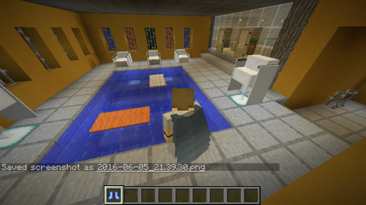 how to go third person in minecraft