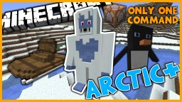 Arctic+ in One Command | Yeti, Penguins, Sleds, and More! Minecraft