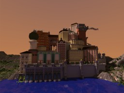 "The Fall of the Tinman Metropolis - PMC's ""The Barbarians Are Coming!"" Contest - 9th Place Minecraft"