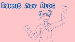 (っ◔◡◔)っ ♥ Bunni's Art Blog ♥ Minecraft Blog Post