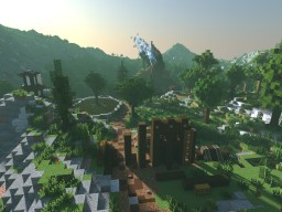 Chukwa of the Valley - The Barbarians Are Coming[13th place] Minecraft Map & Project