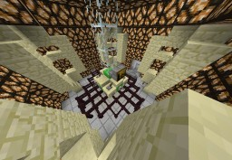 One of my old Tardises Minecraft Map & Project