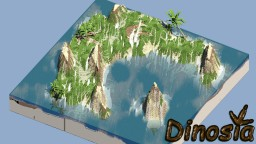 Dinosia Minecraft Map & Project