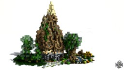 ·Medieval House· - ·Casa Medieval· Minecraft Map & Project