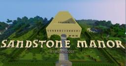 Sandstone Manor Minecraft Map & Project