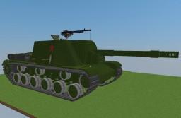 ISU-152 Minecraft