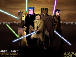 Jedi Order Minecraft Blog Post