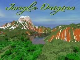 Jungle Origins [2k Map] Minecraft Project