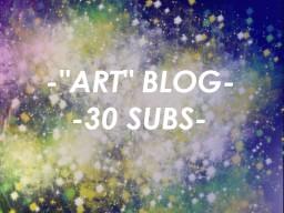 """""""Art blog"""" (Not art but whatever) -¡30 Subs!- Minecraft Blog"""