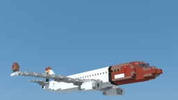 Boeing 737-8 - Norwegian Air Shuttle [1:1] Minecraft