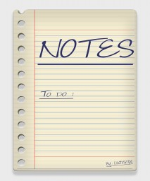 [Plugin] Notes | Write notes on you, on everyone of your Server