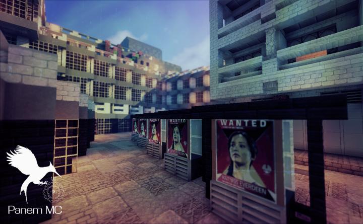 Tigris shop street right off City Circle