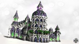 Palace of Arialyth Minecraft Project