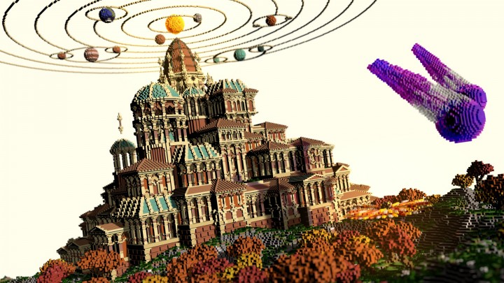 Rendered by me