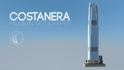 Costanera | Modern Skyscraper Minecraft Map & Project