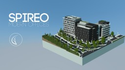Spireo | Modern Offices Minecraft Map & Project