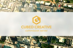 Cubed Creative | Commissions Minecraft Server