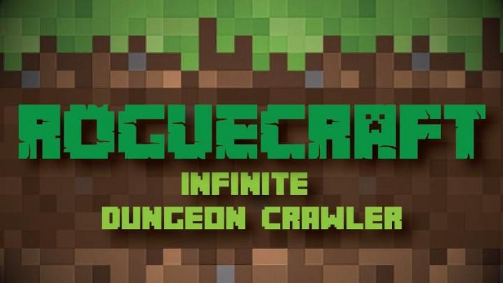 RogueCraft Infinite Dungeon Crawler Minecraft Project - Minecraft bit spiele