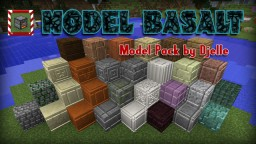Model Basalt v1.2 Minecraft Texture Pack